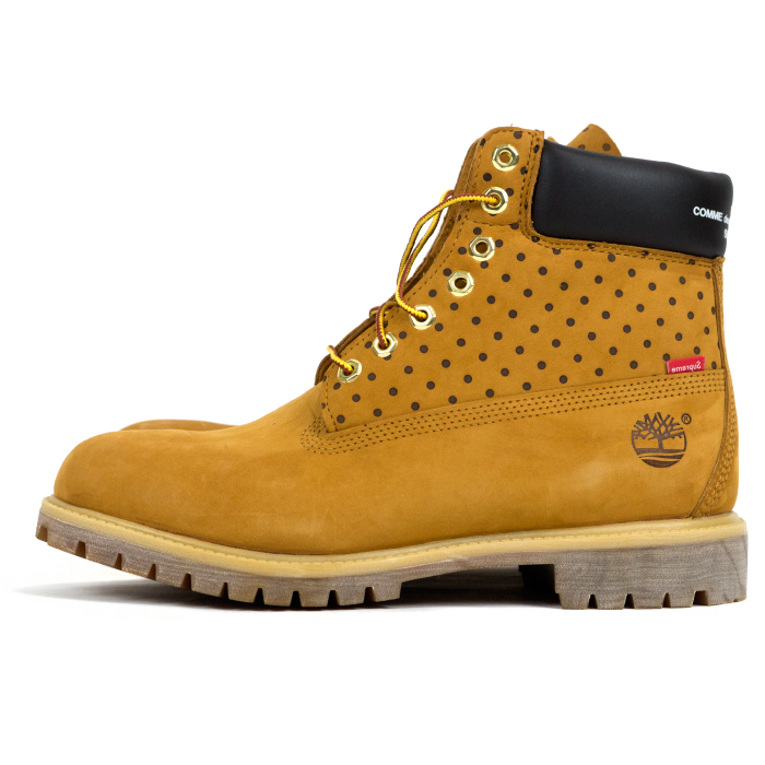 wholesale dealer 34f5f 84d1e PALM NUT  Supreme X Comme des Garcons Shirt X Timberland   シュプリーム X  コムデギャルソン X Timberland 6-Inch Premium Waterproof Boot   6 inches waterproof  ...
