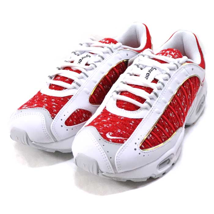 uk availability 8d6c7 621f2 2019SS Supreme x NIKE AIR MAX TAILWIND IV S WHITE  AT3854-100
