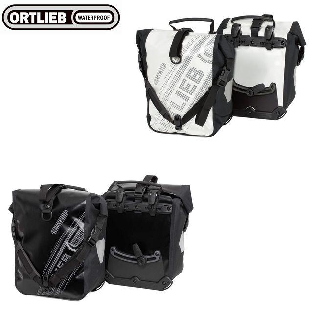 ORTLIEB  フロントローラークラシック(スポーツローラークラシック)B&W (ペア)QL2.1【単品本州送料無料】