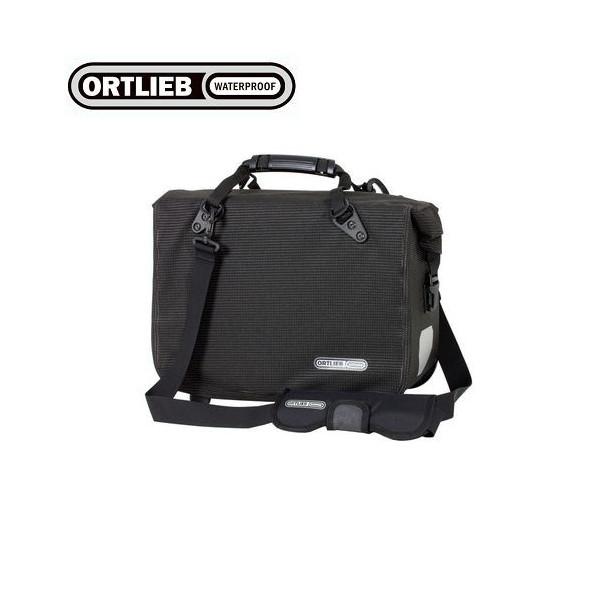 ORTLIEB オルトリーブ オフィスバッグ QL3.1 HV   ブラックリフレックス 【単品本州送料無料】