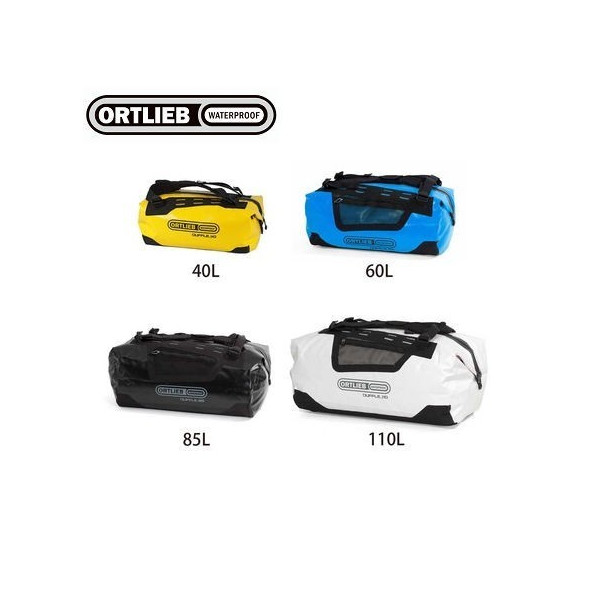 ORTLIEB オルトリーブ ダッフル 60L 【受注発注品2.3か月】【単品本州送料無料】
