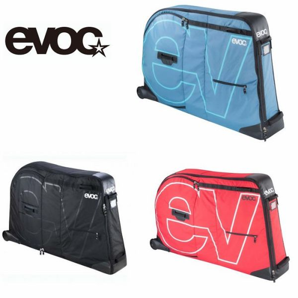 EVOC イーボック BIKE TRAVEL BAG バイクトラベルバッグ【直送・本州送料無料】