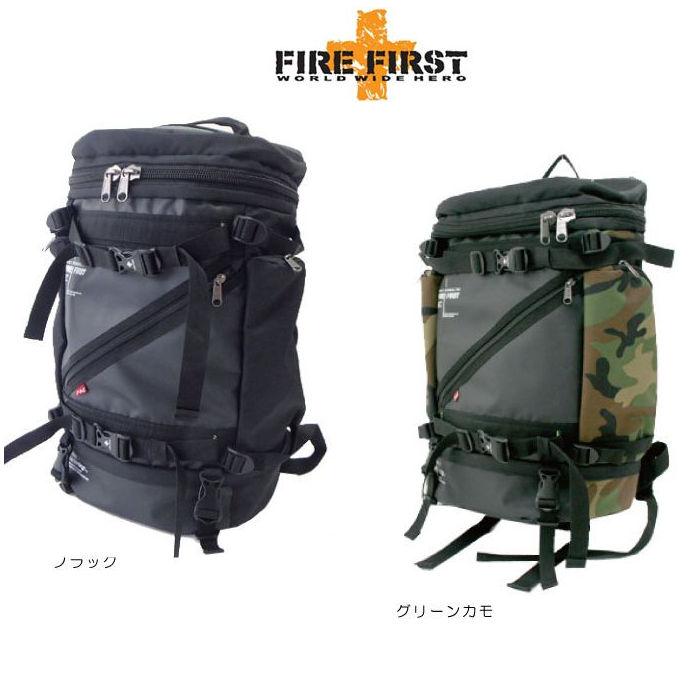 FIRE FIRST ファイヤーファースト FFTG-210 FFラウンドリュック 【本州送料無料】