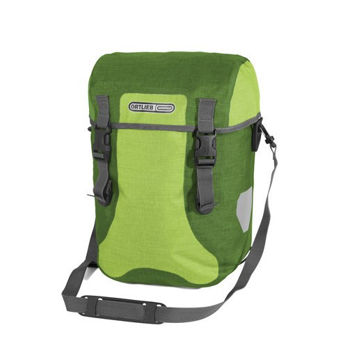 取寄せ 在庫僅か ORTLIEB オルトリーブ OR-F4901 スポーツパッカープラス QL2.1 モスグリーン キャンペーンもお見逃しなく ライム 保証 ペア 送料無料