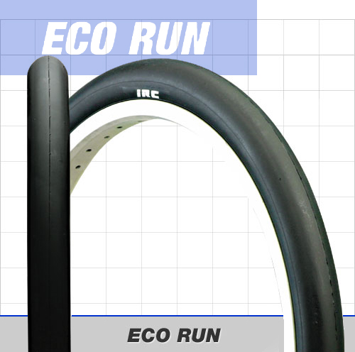 IRC EC-R エコランカー専用タイヤ 【受注生産】 【20×1.75HE】【単品本州送料無料】