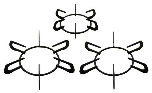 パロマ直販 メーカー公式販売 パロマ ガスコンロ 純正部品 滑り低減ゴトクセットPD5