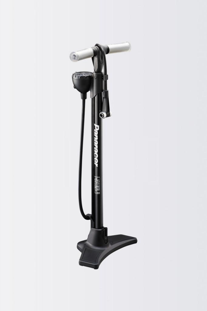 公式 店舗 パナレーサー ワンタッチフロアポンプ 仏式 米式 激安通販ショッピング 英式 自転車 Panaracer 空気圧ゲージ付き ロードバイク 空気入れ 対応