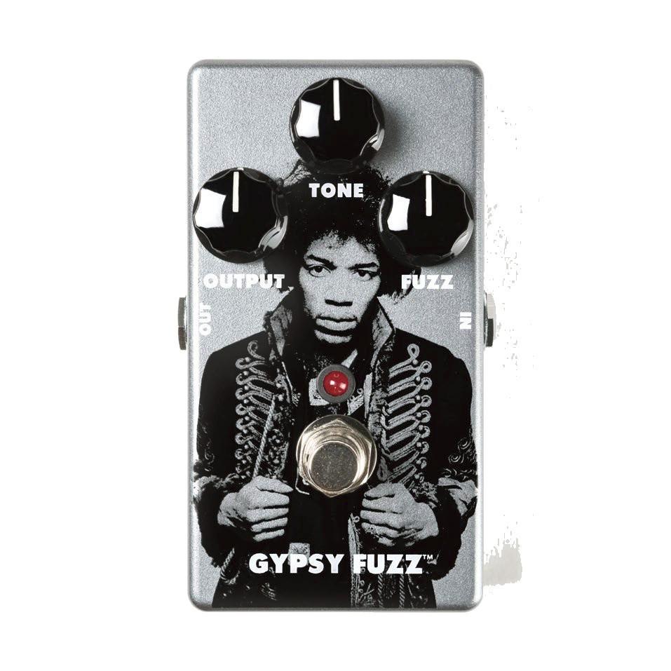 Band of Gypsysのファズフェイスサウンドを再現 並行輸入品 着後レビューで 送料無料 Jim 授与 Dunlop MXR GYPSY FUZZ HENDRIX JIMI JHM-8 JHM8