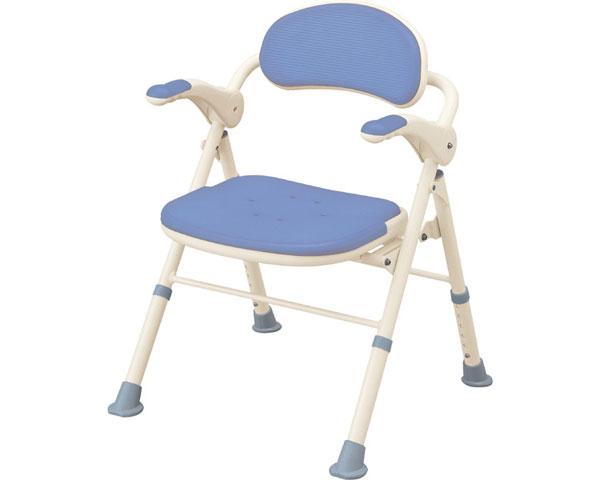安寿 折りたたみシャワーベンチ TS アロン化成介護用品 風呂椅子 お風呂 椅子 シャワーチェア 風呂いす