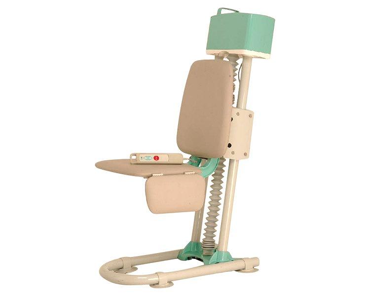 入浴用昇降リフト ラクヨクーン BLS1000 アクションジャパンバスリフト 入浴補助 入浴介助 介護用品