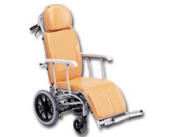 セミリクライニング車椅子RJ-250【smtb-kd】【介護用品】