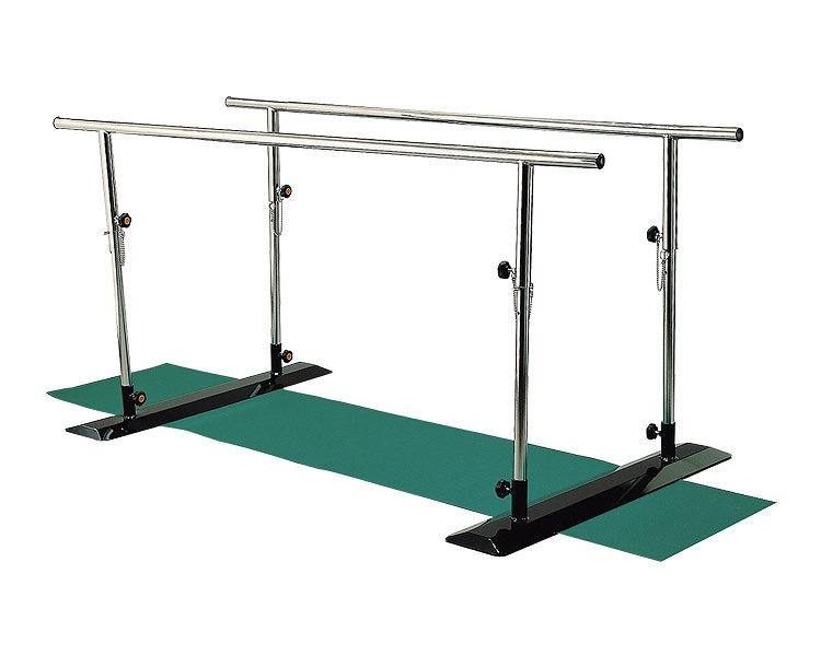 ▲簡易平行棒 BP2 リハビリ訓練に最適 カワムラサイクル介護 歩行訓練 リハビリ 介護用品 トレーニング 歩行練習