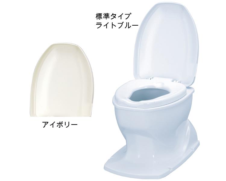 簡易 洋式トイレ サニタリエースOD 標準 据置式 アロン化成 和式 洋式/和式 便器/和式トイレ 洋式/簡易設置トイレ【介護用品】【smtb-kd】