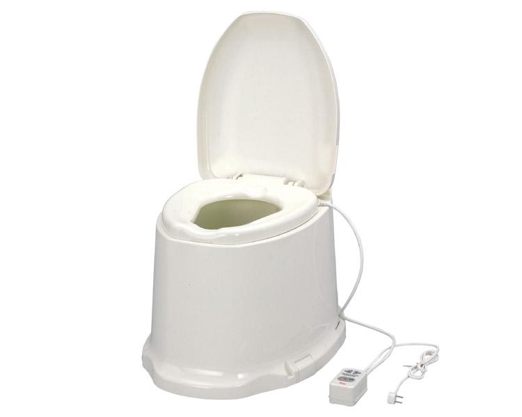 安寿 サニタリエースSD 暖房便座 据置式 ノーマルタイプ/533-463 アロン化成 【簡易 洋式トイレ】【和式 トイレ 洋式】【介護用品】【smtb-kd】