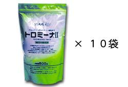 トロミーナ2 (ゼリータイプ) 500g×10袋 お徳用スタンドパック とろみ調整 ウエルハーモニー 【介護食】【介護食 ミキサー食】【smtb-kd】【介護用品】