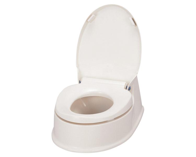 サニタリエースHG両用式 アロン化成 【簡易 洋式トイレ】【和式 トイレ 洋式】【洋式トイレへ変更】【住宅改修】【介護用品】【smtb-kd】