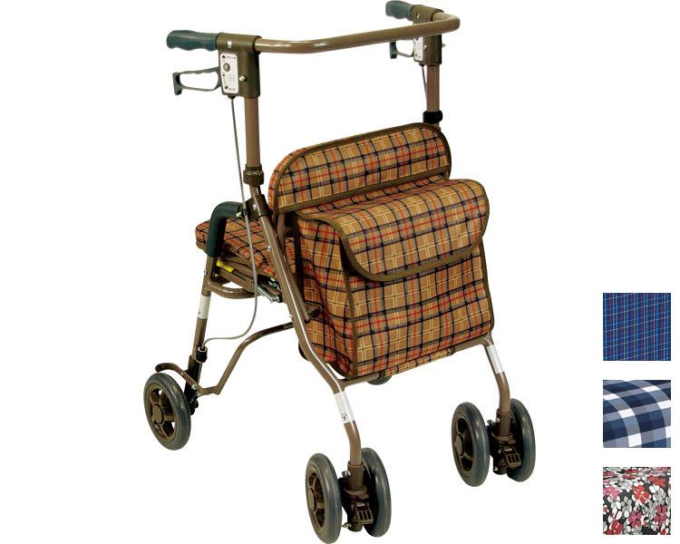 シルバーカー シンフォニーSP 島製作所送料無料 シルバーカー 軽量 シルバーカート 介護用品 歩行器 歩行補助車 手押し車 老人 手押し車 高齢者 敬老の日