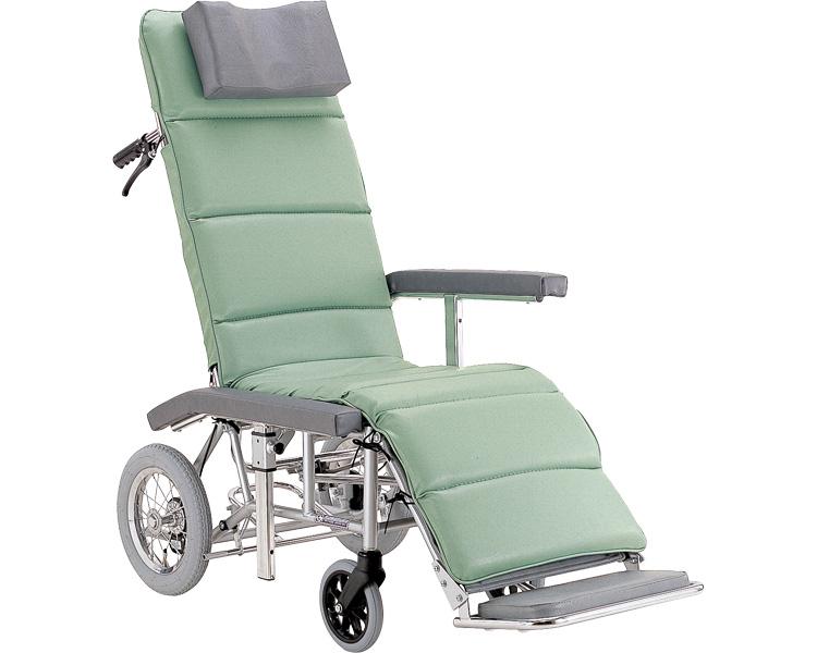 フルリクライニング車椅子RR60NB (介助ブレーキ付) カワムラサイクル 【smtb-kd】【介護用品】【介護タクシー】【フルリク】【車イス 車いす】【歩行補助】【ストレッチャー】