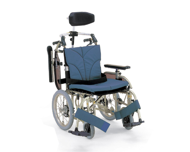アルミフレーム介助用車椅子(ニュースーパーモジュール) KA916A-38・40・42/6-SL カワムラサイクル 【smtb-kd】【介護用品】