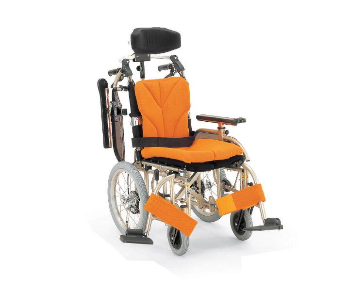 アルミフレーム介助用車椅子(ニュースーパーモジュール) KA916C-32・34・36/6-SL カワムラサイクル 【介護用品】【介助用車いす 軽量 介助用車イス】【smtb-kd】