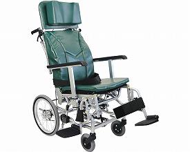 ▲ティルティング&リクライニング車椅子 KXL16-42 カワムラサイクル車いす 車イス ティルト チルト カワムラ 車椅子 車いす くるまいす 座位保持 介護用品
