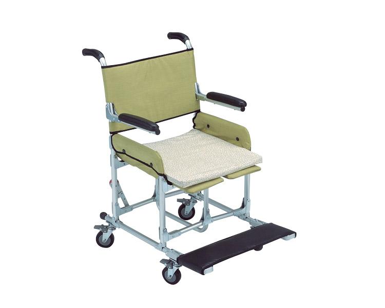 コンパクト車椅子 ローリングチェア01 H046 車椅子 軽量 折り畳み 【smtb-kd】