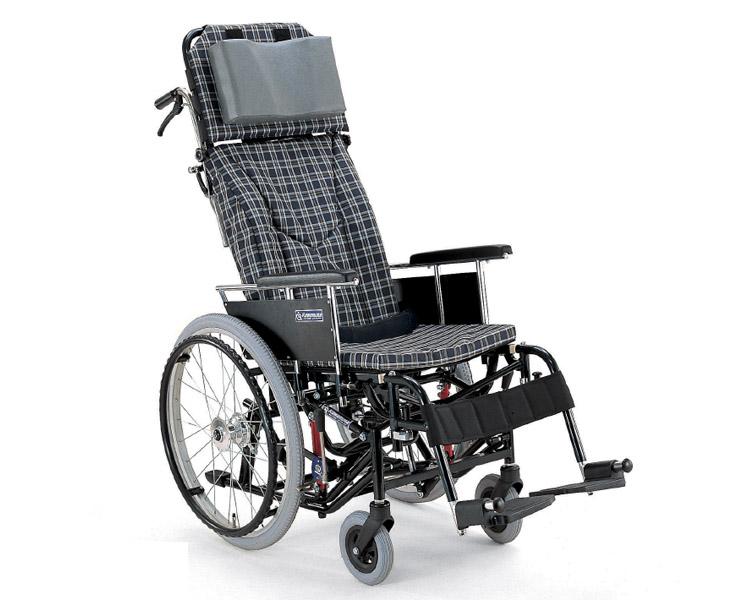 ティルティング&リクライニング車椅子KX22-42N カワムラサイクル 【ティルティング車椅子】【smtb-kd】【介護用品】