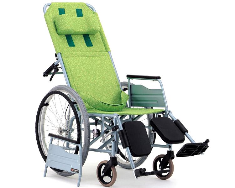 リクライニング車椅子 自走式 REM-11 松永製作所 【smtb-kd】【介護用品】