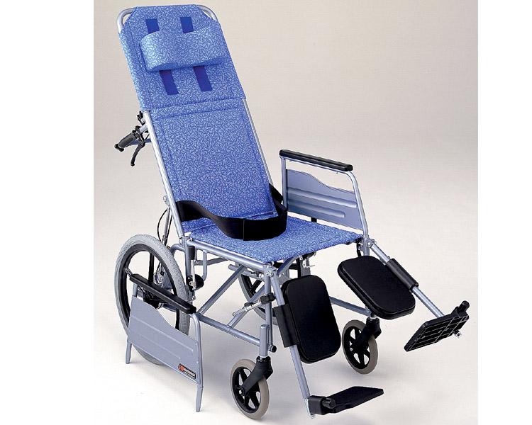 リクライニング車椅子 介助式 REM-12 松永製作所 【smtb-kd】【介護用品】