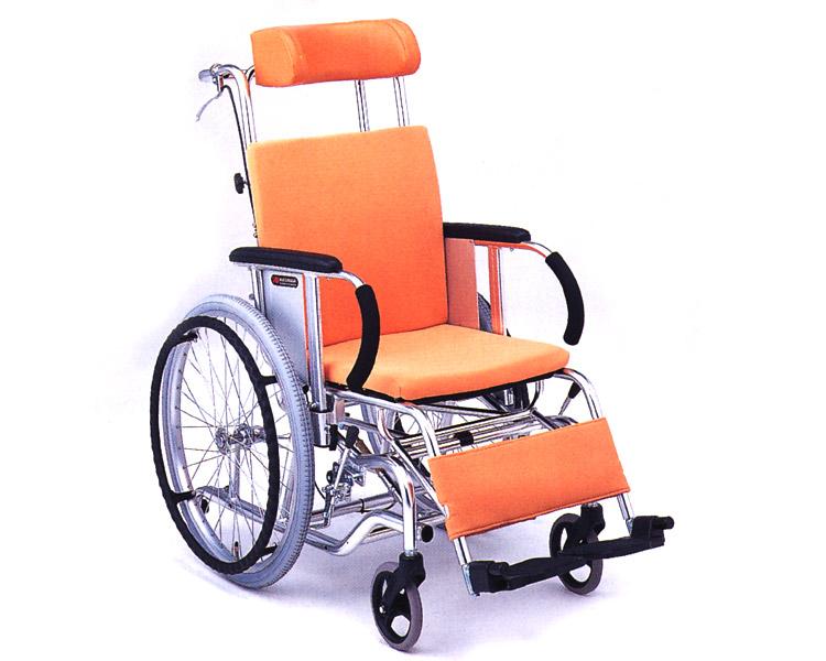 マイチルト車椅子 自走式 MH-1S ティルトタイプ 松永製作所 【smtb-kd】【介護用品】