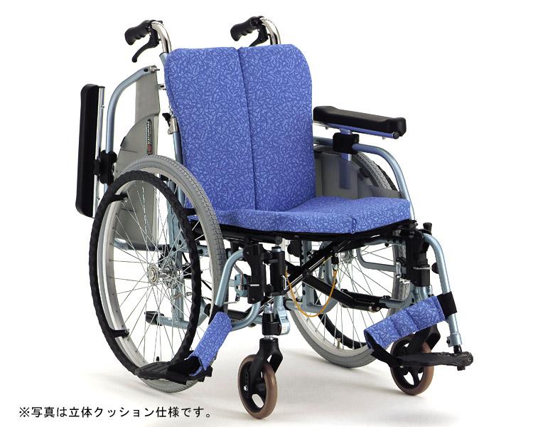 アルミ自走式車椅子 モジュールタイプ REM-1000 松永製作所 【smtb-kd】【介護用品】