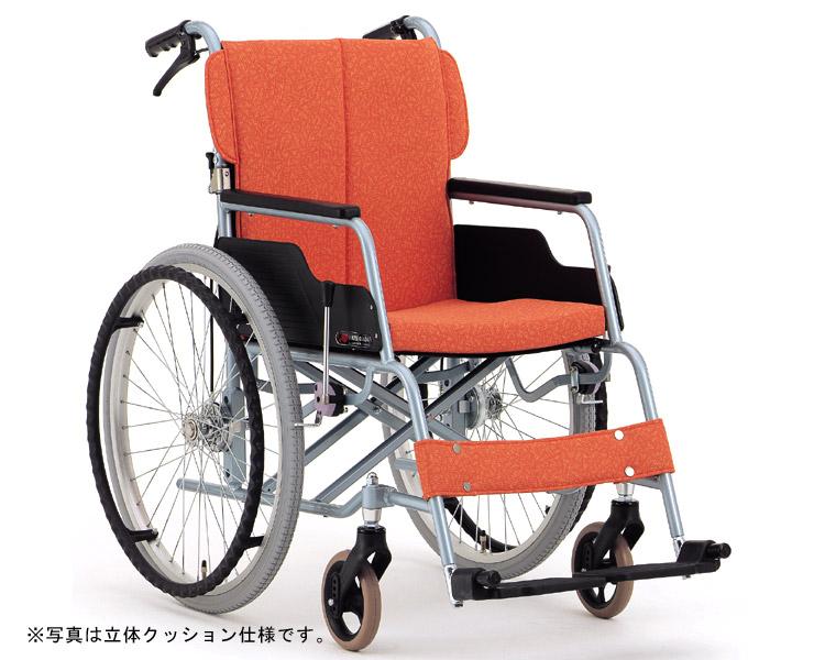 アルミ自走式車椅子 基本タイプ REM-2 松永製作所 【smtb-kd】【介護用品】