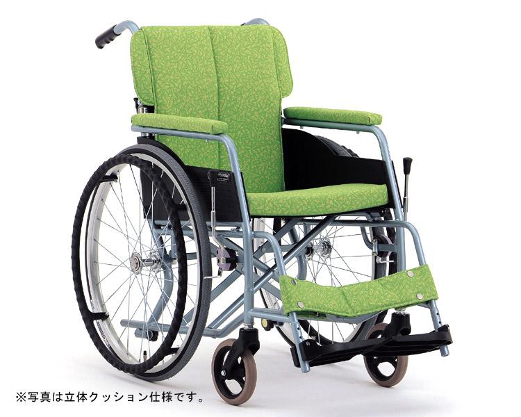 アルミ自走式車椅子 在宅・室内タイプ REM-7 松永製作所 【smtb-kd】【介護用品】