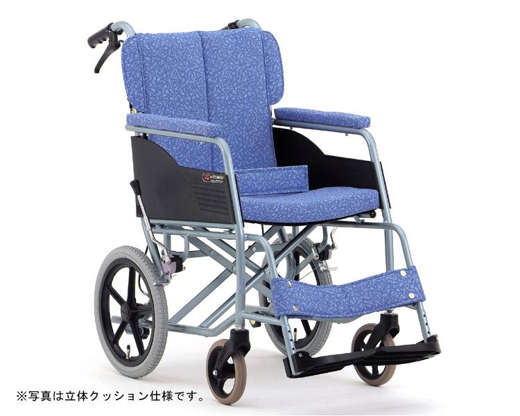 アルミ介助式車椅子 在宅・室内タイプ REM-8 松永製作所 【smtb-kd】【介護用品】
