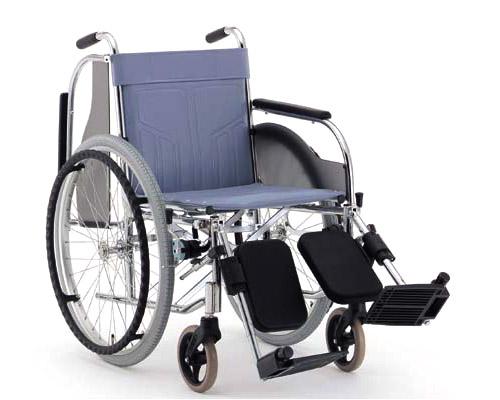 スチール自走式車椅子 エレベーティングタイプ CM-220 松永製作所 【smtb-kd】【介護用品】【自走用車いす 車イス】