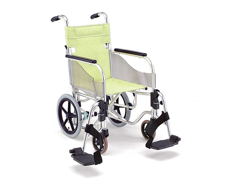アルミ介助式車椅子 SA-210 松永製作所 【smtb-kd】【介護用品】