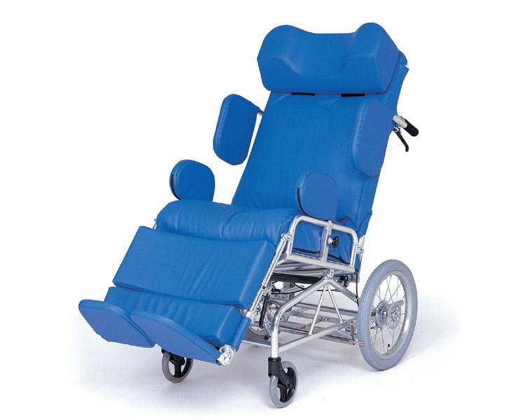 介助式車椅子 ウォーターチェア(在宅対応タイプ) 日進医療器 【smtb-kd】【介護用品】