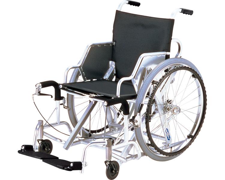 トライメイトN バランスタイプ座席昇降手動車いす 日進医療器 【smtb-kd】【介護用品】