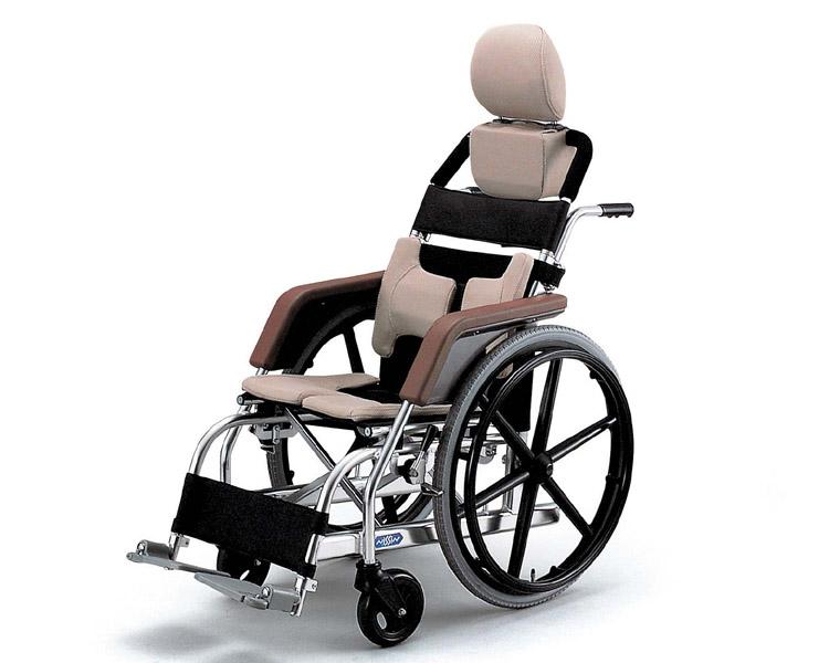 自走式車椅子 ウィルテクト(WILTECT) 日進医療器 【smtb-kd】【介護用品】