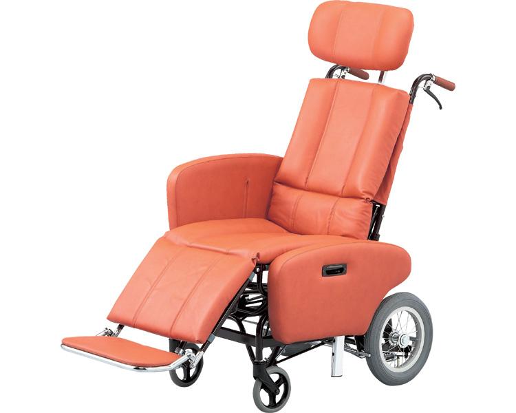 フルリクライニング車椅子 NHR-7B 日進医療器車いす 車イス フルリク 介護タクシー 介護用品