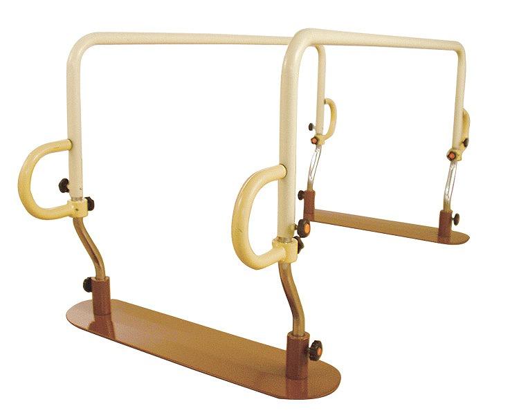 平行棒 アルコーアクティー 100480 星光医療器製作所リハビリ 歩行補助 トレーニング 歩行訓練 ささえ 介護用品