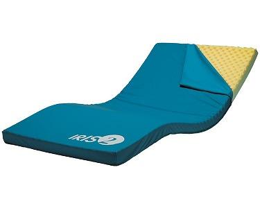 薄型ウレタンフォームマット アイリス2(上敷きタイプ) 標準 CR-277 幅83cm ケープ床ずれ予防 床ずれ防止 体圧分散 褥瘡 マットレス 介護 高齢者 介護用品