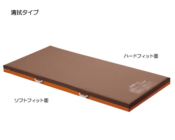 エバーフィットマットレス(91cm幅) KE-521Q レギュラー パラマウントベッド 【介護用品】
