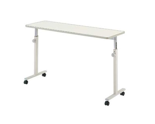 オーバーベッドテーブル KF-814 ノブボルト調整式 パラマウントベッド介護ベッド テーブル ベッド上テーブル【介護用品】