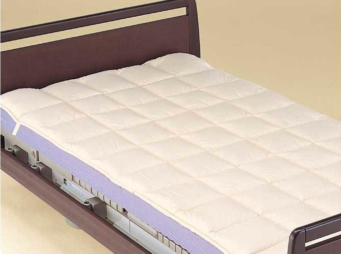 羊毛マットレスパッド E-C91 パラマウントベッド 【介護用品】