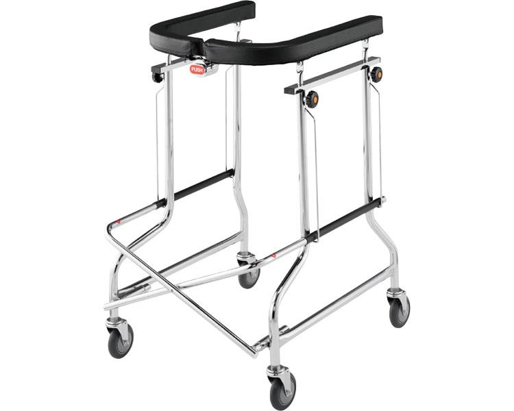折りたたみ式歩行器 アルコー1型 星光医療器製作所 【smtb-kd】【歩行器 介護】【介護用品】【歩行車】【歩行補助車】
