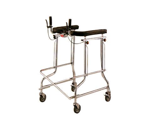 歩行器 介護 アルコーXA 折りたたみ式歩行器 星光医療器製作所 【smtb-kd】【介護用品】