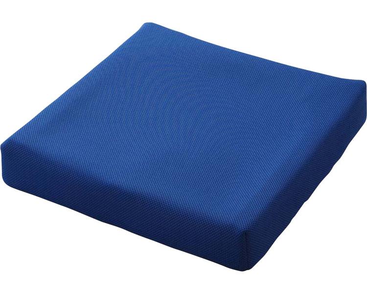 車椅子 クッション ピタ・シートクッション70 (70mm厚、2枚重ね) ブルー(PT003B) 日本ジェル車椅子 車椅子関連用品 車いす クッション 介護用品