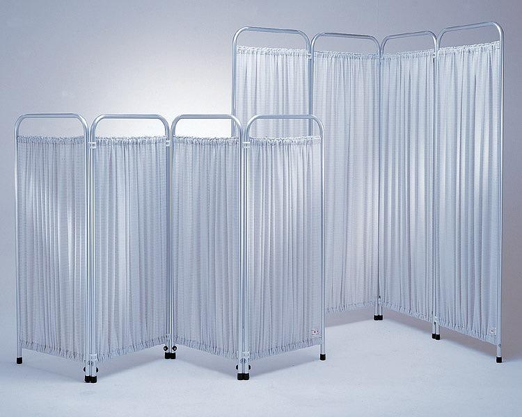 プライベートスクリーン H033 大型 4枚組 五十畑工業介護用品 仕切り 目隠し パーティション