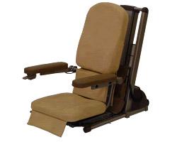 電動昇降座椅子 独立宣言 くるり DSKR コムラ製作所 【smtb-kd】【介護用品】